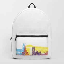 Brampton skyline pop Backpack