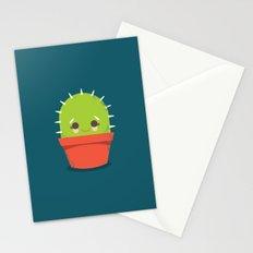 Kawaii Cactus Dude Stationery Cards