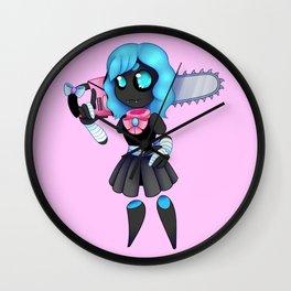 Chibi Candy Wall Clock