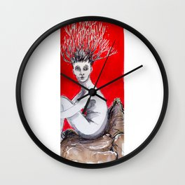 From a Perch Wall Clock