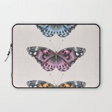 Three Butterflies Laptop Sleeve