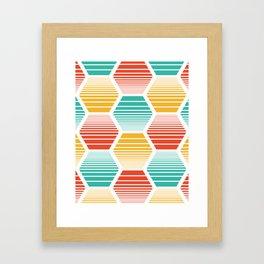 Honey Jive - Summerlicious Framed Art Print