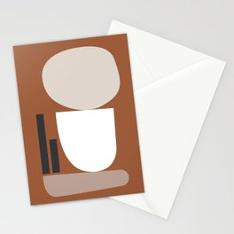 Shape study #11 - Stackable Collection Stationery Cards