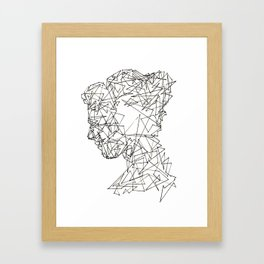 Shards 2 Framed Art Print