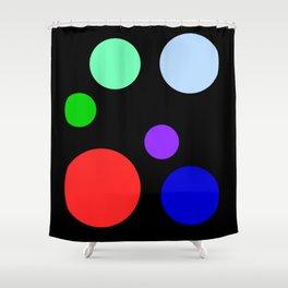 Cefetrizole Shower Curtain