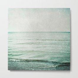The Sea, my love Metal Print
