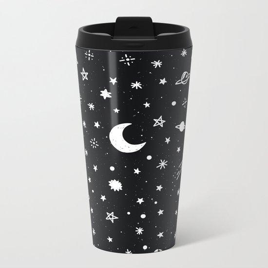 Cosmic Metal Travel Mug