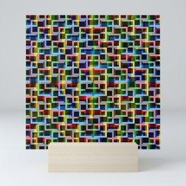 Retinal Array, 2400m Mini Art Print