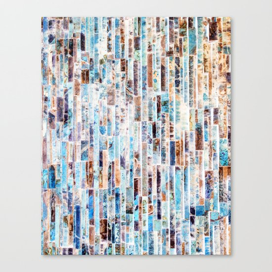 Minutiae #society6 Decor #buyart Canvas Print