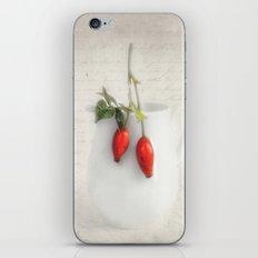 rose hip iPhone & iPod Skin