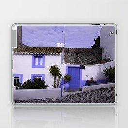 Home in Nazare Laptop & iPad Skin