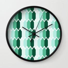 Darling, let's be adventurers Wall Clock