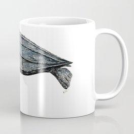Leatherback turtle (Dermochelys coriacea) Coffee Mug