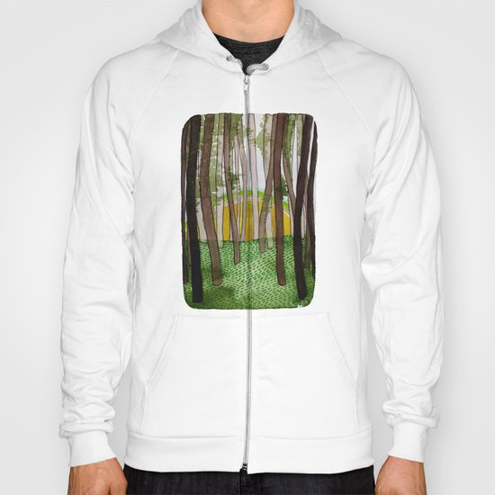 Landscapes / Nr. 5 Hoody