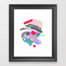 A-Lister. Framed Art Print