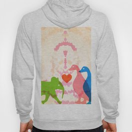 Family (Pink and Blue) Hoody