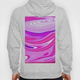 Colorful twisted pattern Hoody