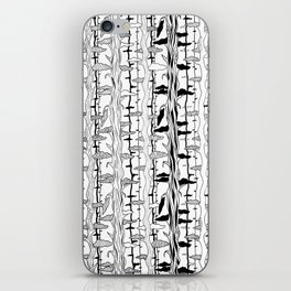 Tree Motif iPhone Skin
