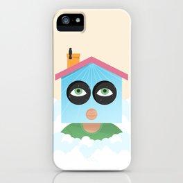 House of Birds iPhone Case