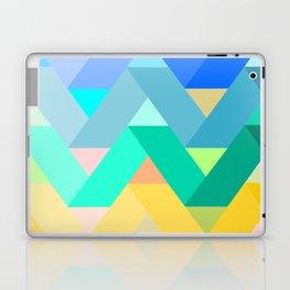 Chevron chevron Laptop & iPad Skin