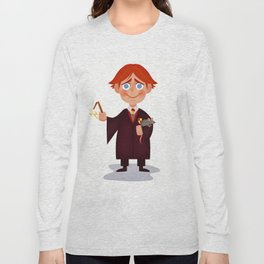 Ron Weasley Long Sleeve T-shirt