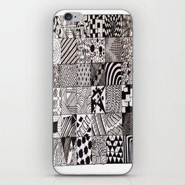 puzzle iPhone Skin