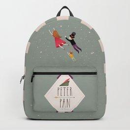 Peter Pan Backpack