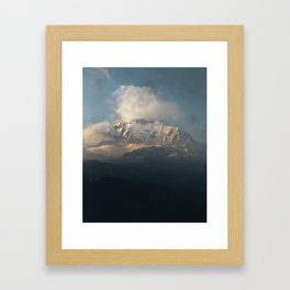 Nepal Framed Art Print