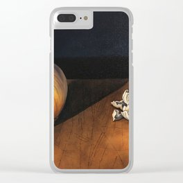 Garlic and Onion Clear iPhone Case