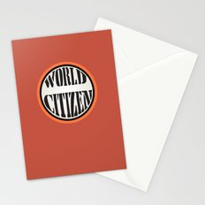 World Citizen Stationery Cards