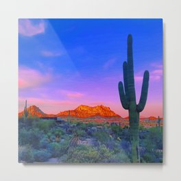 Meet Me In Phoenix Metal Print