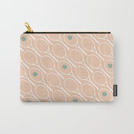 Pink Tennis #society6 #decor #buyart Carry-All Pouch