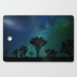 Milky Way Joshua Tree Cutting Board