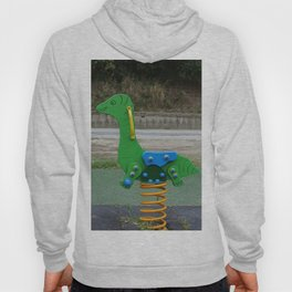 dino in the park Hoody