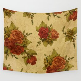 Antique Wallpaper 1 Wall Tapestry