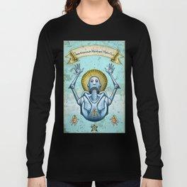 Most Holy Robot Long Sleeve T-shirt