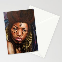 Wodaabe Stationery Cards