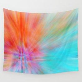 Abstract Big Bangs 002 Wall Tapestry