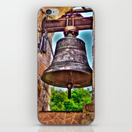 The Bell Tower Antique Stone Arches iPhone Skin