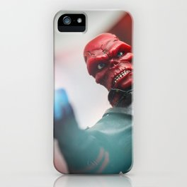 """Quite simply, gentlemen, I have harnessed the power of the gods."" iPhone Case"