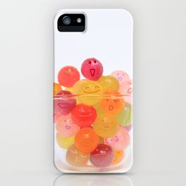kawaii candy iPhone Case
