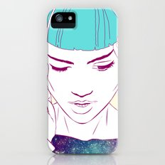 GRIMES iPhone (5, 5s) Slim Case