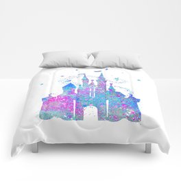 Princess Castle Comforters