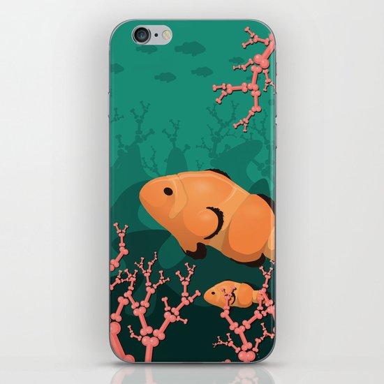 Save the Reef iPhone & iPod Skin