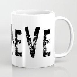 I Believe Yeti Bigfoot Sasquatch Coffee Mug