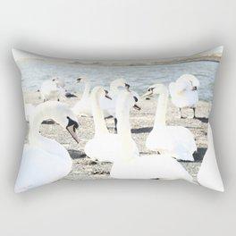 A royal gathering. Rectangular Pillow