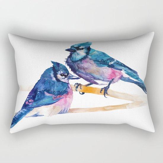 Blue Jays Rectangular Pillow