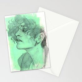 Bubblegum Punk Stationery Cards