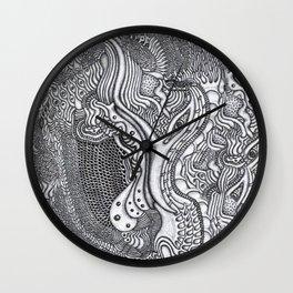 Ultima Orden II Wall Clock