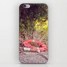 Life Saver iPhone & iPod Skin